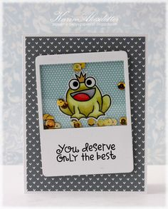 Paper Smooches - SHAKE IT - You deserve only the best!