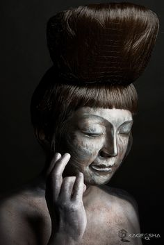 Amazing makeup & Body painting by JIRO.