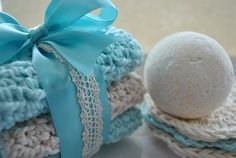 Oh So Easy Washcloth PDF Pattern  Instant Download -GREAT Stocking stuffers!