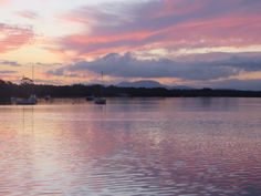 """See 134 photos and 2 tips from 1023 visitors to Port Macquarie. """"If ur coming in on a boat, it's a tight channel in places when you get in the harbor,. Port Macquarie, Travel Pictures, Coast, River, Sunset, Places, Outdoor, Australia, Clouds"""