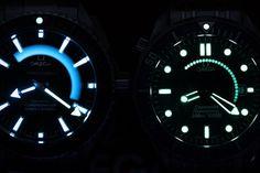 Omega Lumeshots Compared: Quartz Seamaster vs Automatic Planet Ocean