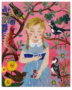 #illustration by Nathalie Lété - <3