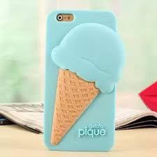 iPhone 6 Plus, - Yummy Pastel Summer Ice Cream Case in Assorted Colors Girly Phone Cases, Cell Phone Covers, Iphone Cases, Iphone 7, Ice Cream Cute, Summer Ice Cream, Capas Para Iphone 4s, Decoden Phone Case, Cellphone Case
