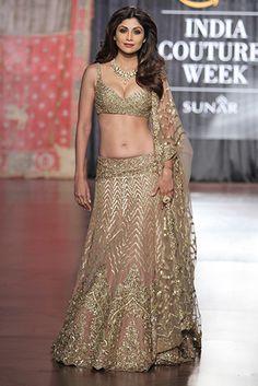 Shilpa Shetty for Rimple & Harpreet Narula