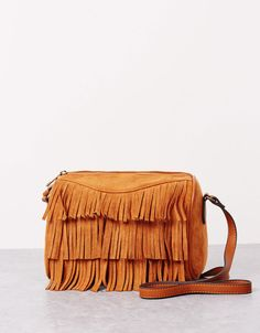 Fringed bowling bag. Discover this and many more items in Bershka with new  products every dc8e2a45a3d4f
