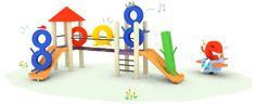 Children's Day 2015 in Taiwan and Hong Kong Google Doodles, Happy Children's Day, Happy Kids, Logo Google, 90th Birthday, Dinosaur Birthday, Images Google, Art Google, Taiwan