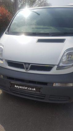 www.keyassist.co.uk Call.07956105145 Vauxhall van keys  Cut & programmed
