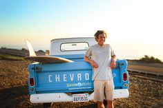 Mick Rodgers of Bing Surfboards in California