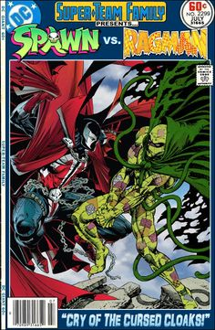Super-Team Family: The Lost Issues! Marvel Vs, Marvel Comics, Crossover, Comic Art, Comic Books, Dc Rebirth, Star Wars Images, Image Comics, Spawn