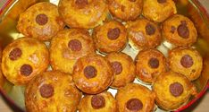 Magyaros muffin - Sós sütik Muffins, Doughnut, Food, Muffin, Essen, Meals, Yemek, Eten, Cupcakes