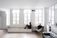 BINNENKIJKEN. Licht en luchtig Parijs familieappartement - De Standaard