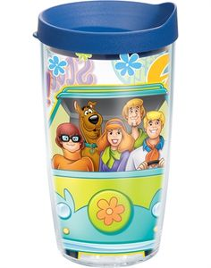 Scooby Doo Tervis!!!  This one brings back memories.