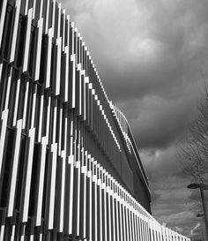 Hunt Library / Snøhetta.