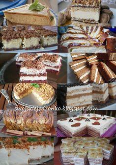 Ciasta na święta -12 przepisów Tea Party, Food And Drink, Sweets, Bread, Cakes, Holidays, Kuchen, Holidays Events, Gummi Candy