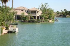 Val Vista Lakes Waterfront Homes For Sale Gilbert AZ Awesome lakeside community !! cynthiamonaghan.dprrealty.com