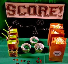 Superbowl Party ideas Ideas