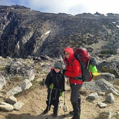 Two Kids, Three Months, 100 Miles of Backpacking — Washington Trails Association