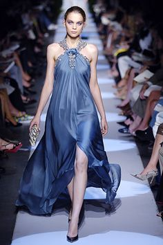 Badgley Mischka Spring 2006 Ready-to-Wear Fashion Show - Kim Noorda