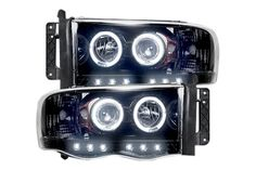 Recon® - Halo Projector Headlights with LEDs - 1500 / 2500 / 3500 $449.95