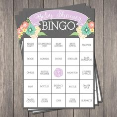 baby-shower-bingo-free printable