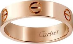 Hope you are doing well 🙂 Today I'm going to talk to you about Cartier Love Ring. First, I wanted to mention that Cartier's LOVE collection is an exceptional creation of… Cartier Wedding Rings, Cartier Love Ring, Cartier Rose Gold Ring, Cartier Rings, Bracelet Rose Gold, Bracelets Roses, Pink Gold Rings, Pink Ring, Bagan