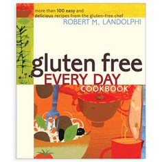 Gluten Free Every Day Cookbook now featured on Fab.