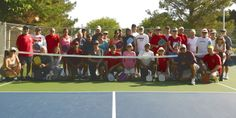 First day on our brand new five court facility in Paso Robles.  5/24/14.
