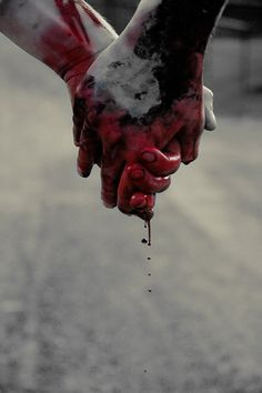 """""""Will all great Neptune's ocean wash this blood / Clean from my hand? """" __Macbeth, Act II, Scene 2"""