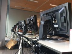 Computerlokaal @Inholland