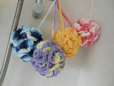 Hey, I found this really awesome Etsy listing at https://www.etsy.com/uk/listing/261732614/pouf-valentines-gift-crochet-bath-pouf