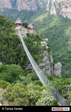 Oribi Gorge Kwa Zulu Natal - scariest bridge I have ever crossed😳 Holiday Places, Holiday Destinations, Clifton Beach, Kwazulu Natal, Zimbabwe, Rest Of The World, Vacation Places, Afrikaans, Africa Travel