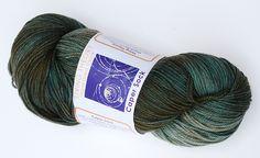 Ravelry: monbert's String Theory Hand Dyed Yarn Caper Sock