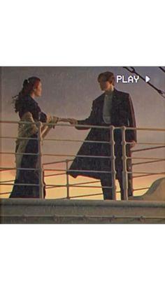 Titanic Leonardo Dicaprio, Leonardo Dicaprio Kate Winslet, Young Leonardo Dicaprio, Film Aesthetic, Aesthetic Images, Aesthetic Videos, Kate Titanic, Titanic Movie, Leonard Dicaprio