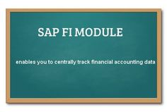 sap fi module Excel Dashboard Templates, General Ledger, Fixed Asset, Accounts Payable, Financial Accounting, Training Materials, Financial Information, Financial Statement, Academic Writing