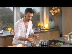 Salada de couscous, feta e favas - Ingrediente Secreto