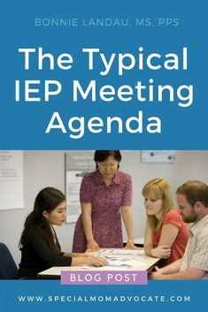 I know how overwhelming and IEP meeting can be, and it is very difficult to know if they are covering everything they are suppose to. This is especially true if you do not have a special education advocate to help ensure everything is done properly. Not all IEP meetings are the same, but usually they … Special Education Law, Special Education Classroom, Individual Education Plan, Iep Meetings, Special Needs Mom, Coping With Stress, Learning Disabilities, Kids Health, School Counseling