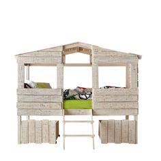 boomhut 90x200 WOUT - kinderbedden - slapen - kinderkamer
