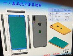 El iPhone 8 sería casi idéntico al Galaxy S8 según esta filtración   Una imagen del supuesto iPhone 8 muestra un panel frontal sin biseles lector de huellas en la espalda y una cámara doble vertical    Weibo/9to5Mac  El iPhone 8 será un teléfono único en el portafolio de Apple pero no totalmente desconocido en la industria.  Una filtración proveniente de Asia publicada en la red social Weibo y reproducida por 9to5Mac muestra al supuesto iPhone 8 en lo que parece ser una imagen de la cadena…