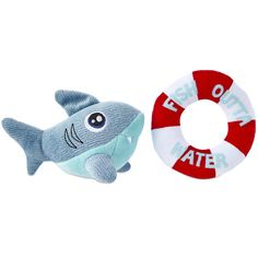 Seaside+Summer+Shark+and+Life+Preserver+Dog+Toy+Set+-+Let+your+canine+bask+in+a+fun-filled+playtime+with+the+Seaside+Summer+Shark+and+Life+Preserver+Dog+Toy+Set.+Built+for+small+mouths,+these+small+plush+dog+toy+are+perfect+for+endless+sessions+of+fetch. - https://www.petco.com/shop/en/petcostore/product/seaside-summer-shark-and-life-preserver-dog-toy-set
