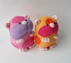 sock hamsters | Flickr - Photo Sharing!