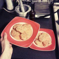 Francine's Place: Vegan mini burgers