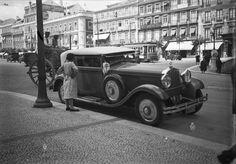 Praça dos Restauradores, 1931