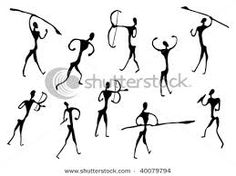 Image result for prehistoric cave paintings symbols