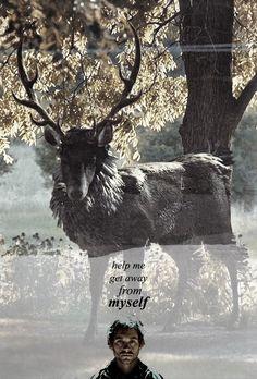 Hannibal - help me get away from myself