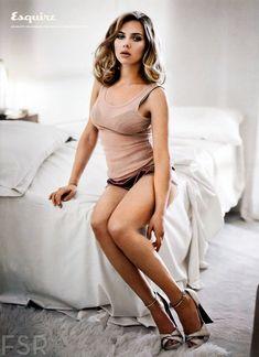 Las fotos más calientes de Scarlett Johansson   Fotogalería   Cine y Televisión   Los 40 Principales