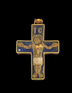 Cross, Europe 12th century.