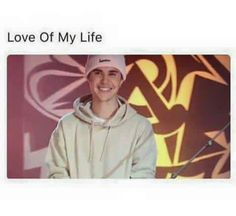 And my reason to live