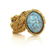 YSL Arty Ring...chictopia