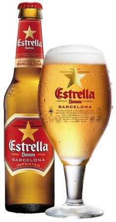 Estrella Damm (Spain) - Euro Pale Lager