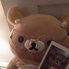 Image about cute in Kawaii by Brown Aesthetic, Korean Aesthetic, Aesthetic Colors, Aesthetic Pictures, Aesthetic Shop, Himawari Boruto, Cute Memes, Rilakkuma, Plushies
